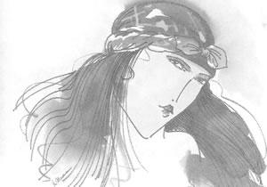 Способы повязать платок вокруг головы