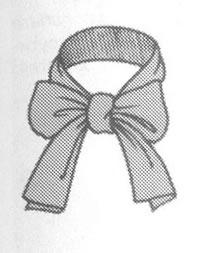 Как красиво завязать платок